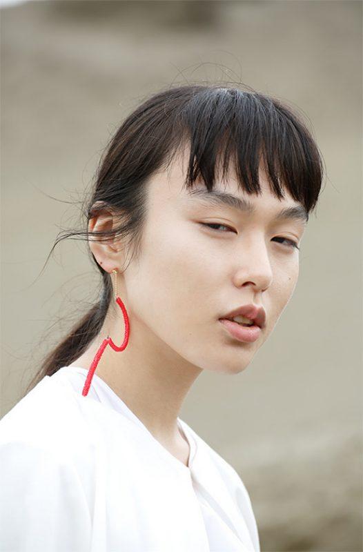 JENS 17SS / Hairmake: Tohru Saita