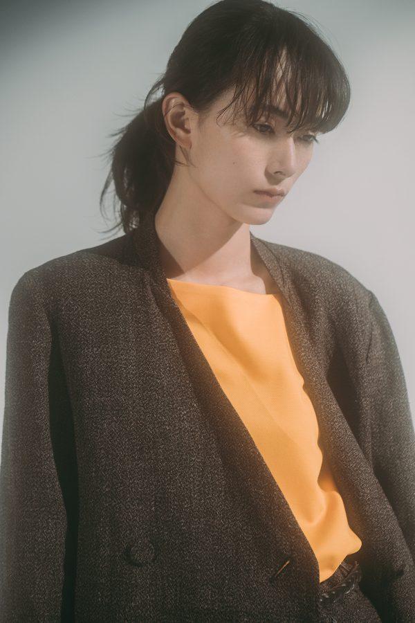 JENS 19SS / Hairmake: Tohru Saita